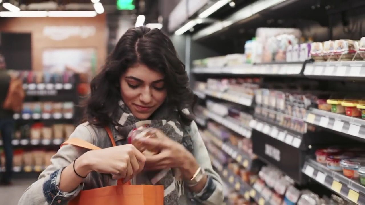 Acquista senza checkout Amazon Go